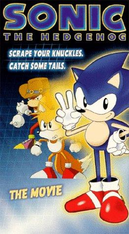 Sonic the Hedgehog the Movie