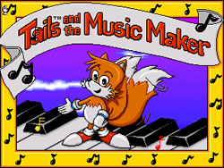 Tails and the Music Maker