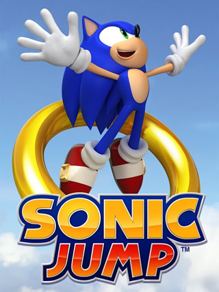 Sonic Jump front cover