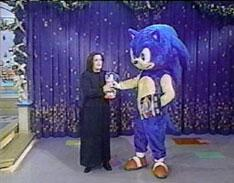 Sonic Rosie O Donnell
