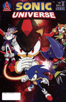 Sonic Universe Issue 01 Cover